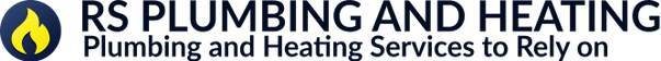 RS Plumbing and Heating Logo